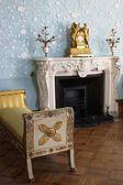 Interior of the Blue room Vorontsovsky Palace — Stock Photo