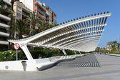 City embankment in Torrevieja — Stock Photo