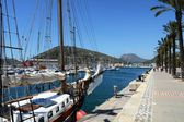 The Port Of Cartagena, Spain — Stock Photo