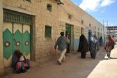 Hargeisa is a city in Somalia — Zdjęcie stockowe