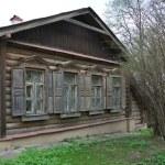 The museum - the reserve Abramtzevo. — Stock Photo