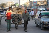 Hargeisa is a city in Somalia — Stock Photo