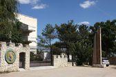Resort city of Evpatoria — Stock Photo