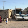 Stock Photo: Somalis in streets of city of Hargeysa.