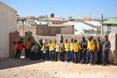 First school Sunshine of Hargeysa. — Stock Photo