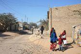 Hargeisa somali bir şehirdir — Stok fotoğraf