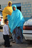 Somalis in the streets of the city of Hargeysa. — Stock Photo