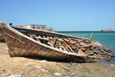 аденский залив — Стоковое фото