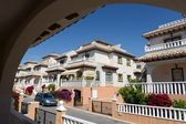 Residential complex in Orihuela Costa — Stock Photo