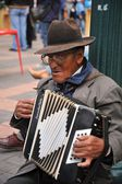 Life on the streets of La Paz — Stock Photo