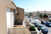 Residential complex in Torrevieja — Stock Photo