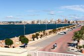 Embankment  in Torrevieja — Stock Photo