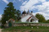 Trinity Church in the village Byokhovo — Stock Photo
