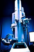 Electron microscope — Stock Photo