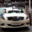 Infinite G25 Sedan car on display - Foto de Stock