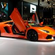 Lamborghini Aventador LP700-4 sport car — Stock Photo #17173229