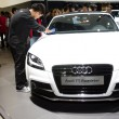 Stock Photo: Audi TT roadster car