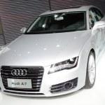 ������, ������: Car on display