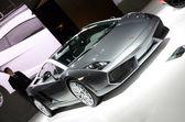Lamborghini Gallardo LP 560-4 Noctis sport car on display — Zdjęcie stockowe