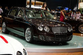 Bentley Continental Flying Spur sport car — Stock Photo
