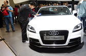 Voitures d'Audi tt roadster — Photo