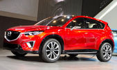 Mazda minagi konzeptfahrzeug — Stockfoto