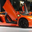 Lamborghini Aventador LP700-4 sport car — Stock Photo #17445551