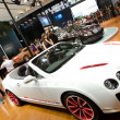 Bentley Continental Supersports ISR car on display - Foto de Stock