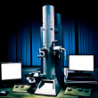 Electron microscope — Stock Photo #17448299
