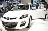 Mazda CX-7 car on display — Stock Photo