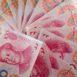 RMB 100 yuan - Stock Photo