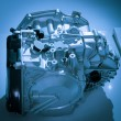 Car engine — Stock Photo #17670509