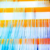 ガラス顕微鏡スライド — ストック写真