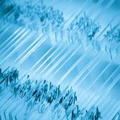 Portaobjetos de microscopio — Foto de Stock