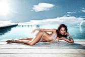 Tempo libero estate — Foto Stock
