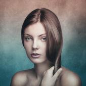 Beauty face — Stock Photo