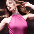 Stock Photo: Sensual motion