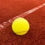 Tennis ball — Stock Photo #27201603