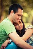 Couple in love — Stock Photo