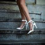 High heel shoes — Stock Photo #28335393