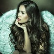 Angel woman — Stock Photo #41873297