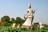 Guanyin Statue — Stock Photo