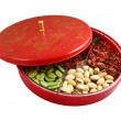 Chinese New Year - Chinese Candy Box — Stock Photo #32242441
