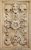 Architectural ornament — Stock Photo