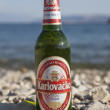 Karlovacko beer — Stock Photo