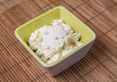Mascarpone cheese — Stock Photo
