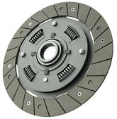 Vehicle clutch plate — Stock Photo