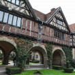 Cecilienhof Palace in Potsdam — Stock Photo