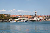 Port of Krk, Croatia — Stock Photo