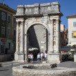 Постер, плакат: Arch of the Sergii in Pula